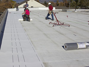 Single Ply Roofing Plainview Tx Acr Commercial Roofing