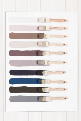 The Heart Wood Home Color Palette from Flexa