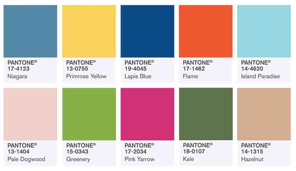 10 cores pantone® para 2017 - AcrediteCo