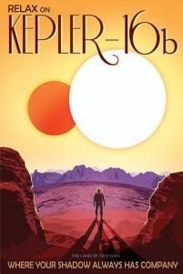 Visions of the Future: pôsteres do sistema solar e além - 08