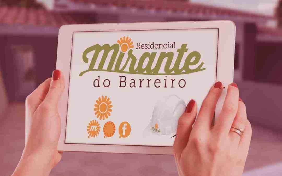 No Portifólio: Mirante do Barreiro, Marca e Identidade