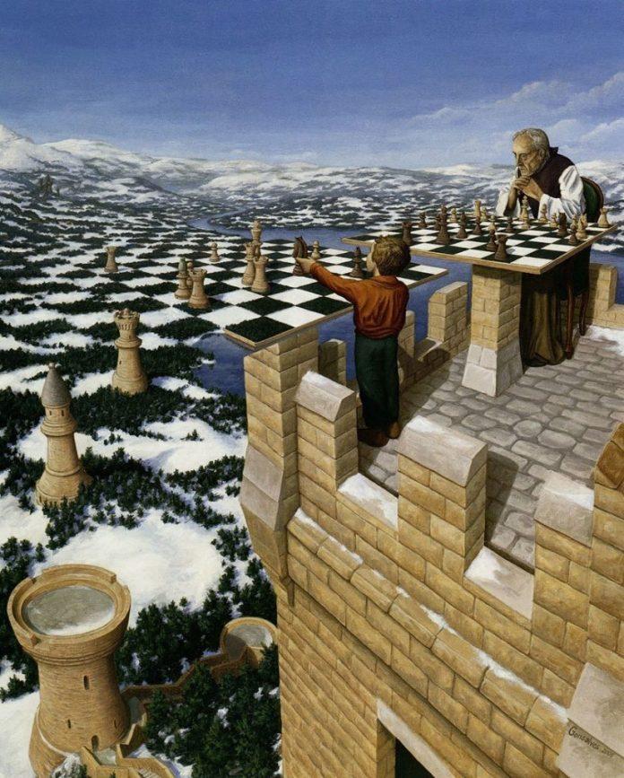 xadrez ou torres