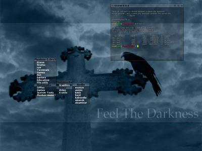 Slackware Fluxbox