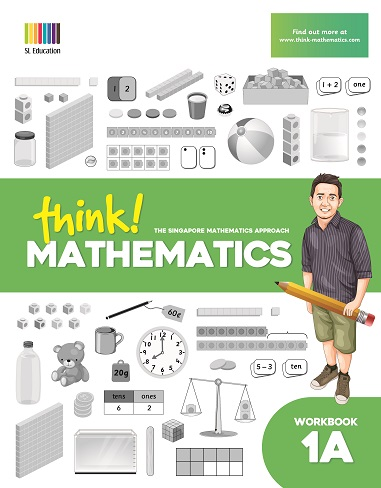 think Mathematics Workbook 1A in Philippines