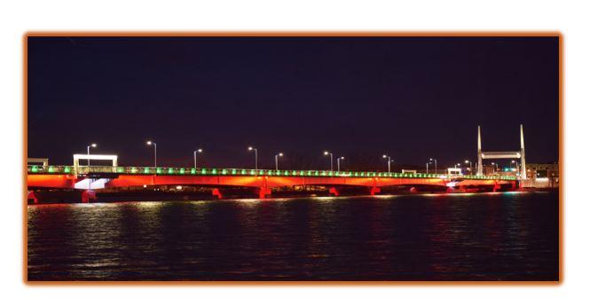Nouveau pont Gouin