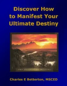 Discover How to Manifest Your Ultimate Destiny - Acres of Diamonds in the Rough
