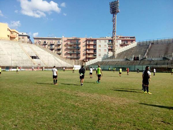 I 23 calciatori convocati da Modica per Messina-Vibonese