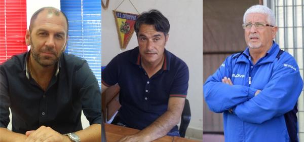 L'Acr Messina ha ufficializzato l'ingaggio del segretario generale, direttore sportivo e team manager