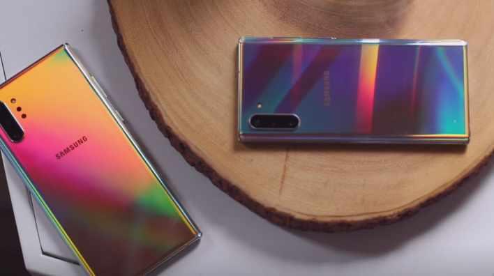 Обзор Samsung Galaxy Note 10 – чем удивил Samsung