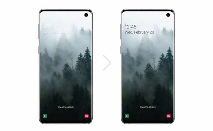 Samsung Galaxy S10e One UI 2.0