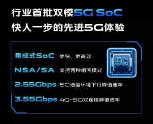 Vivo X30 Exynos 980 5G