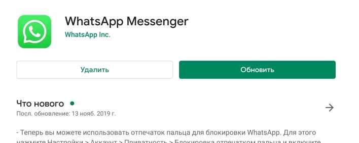 После прочтения вы «побежите» обновлять свой WhatsApp