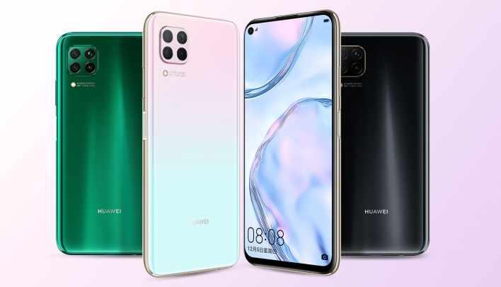 Huawei P40 Lite представлен без сервисов Google Play