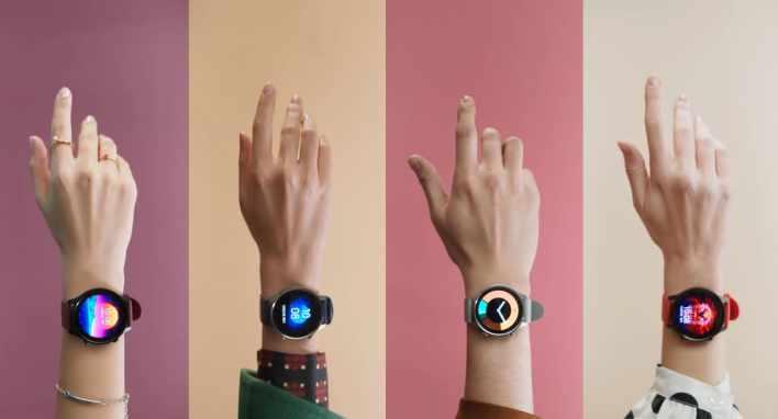 Представлены смарт-часы Xiaomi Mi Watch Color: модный дизайн и высокая автономность