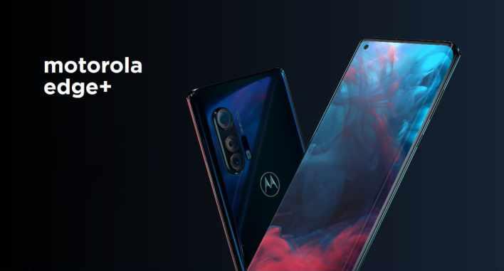 Motorola Edge и версия Edge+: абсолютно новые смартфоны компании со 108 МП камерой