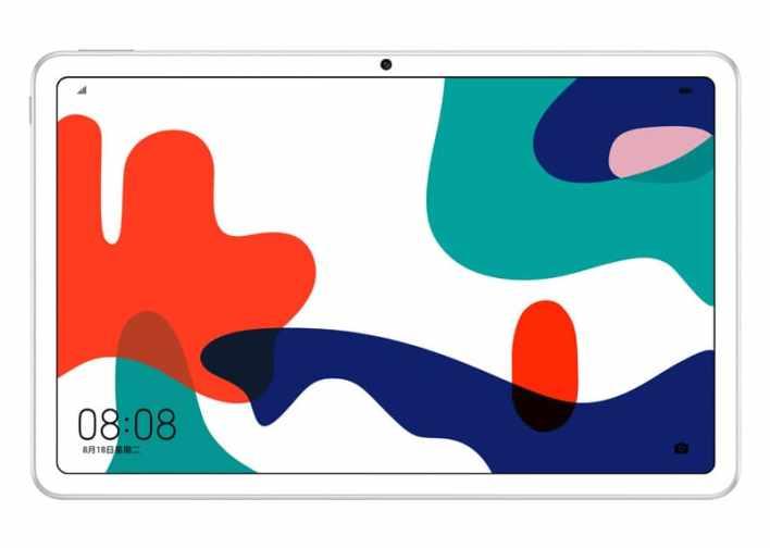 HUAWEI MatePad: планшет для учебы с 7250 мАч батареей
