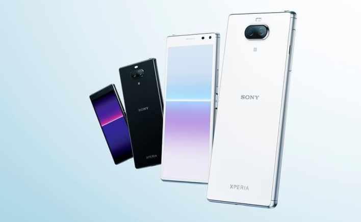 Представлен Sony Xperia 8 Lite с двойной горизонтальной камерой