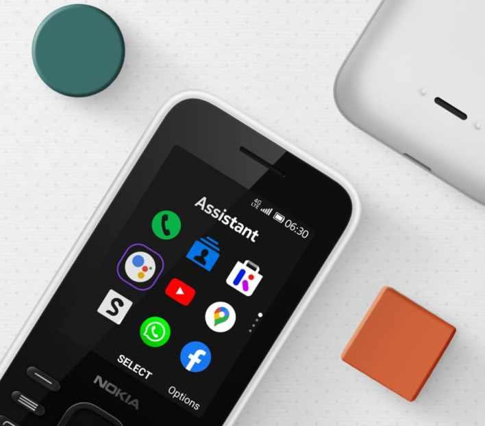 Nokia 8000 и Nokia 6300 4G: новейшие кнопочные телефоны с WhatsApp