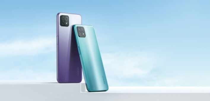 OPPO A53 5G: подарок на новый год!?