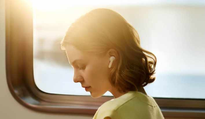OPPO Enco Free2: беспроводные наушники с Bluetooth 5.2 до 30 ч. автономности