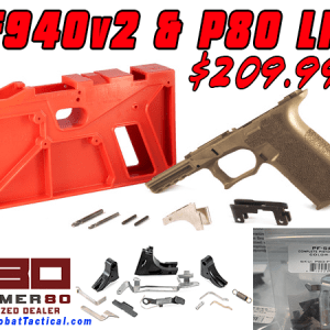 FDE lower and lpk combo