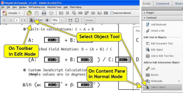How to code Adobe JavaScript, how to code PDF JavaScript ...