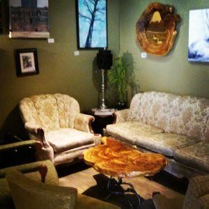 """Sangha Bean """"Living Room"""" courtesy of Katie Burrell @k_eburrell"""