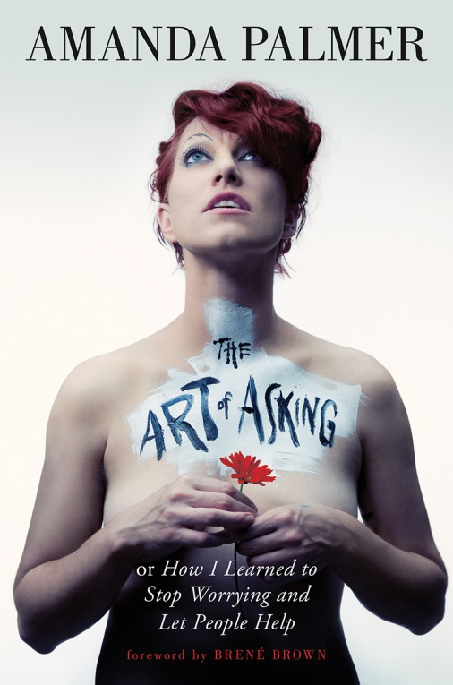 The Art of Asking Book Cover