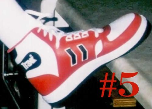 Shoe Countdown #5