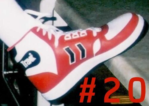 Shoe Countdown #20