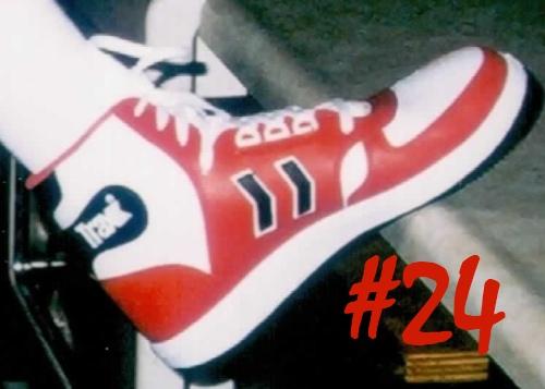 Shoe Countdown #24