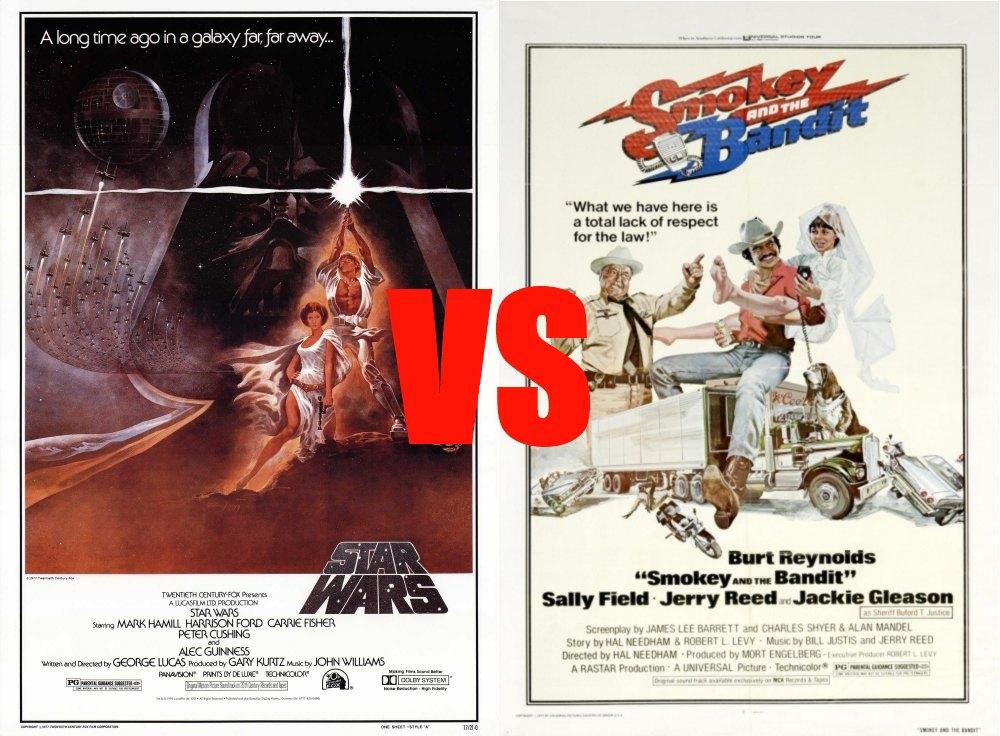 Movie Poster Battle