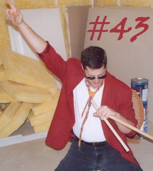 Shirthead Countdown #43