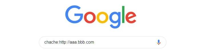 キャッシュ検索の方法