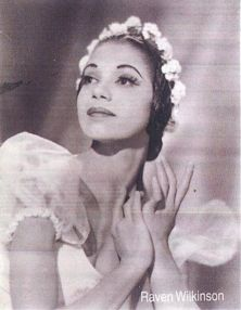 An oft-cited mentor of Misty Copeland, Raven Wilkinson was a trailblazer who danced with the Ballet Russes at the height of the racial violence and upheaval of the 1950s. After spending most of her career with Ballet Russes battling racism in the segregated South (even encountering the KKK on multiple occasions), she left the company and danced with the National Ballet of Holland for a number of years. More on her here: http://www.washingtonpost.com/news/morning-mix/wp/2015/07/01/misty-copelands-mentor-the-courageous-black-ballerina-who-defied-racism/