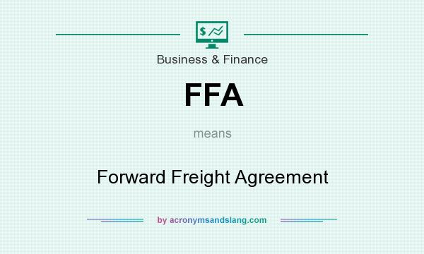 Image result for (Forward Freight Agreement)