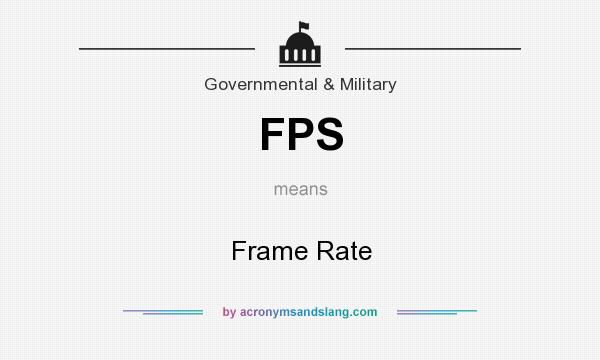 what does frame rate mean | Allframes5.org