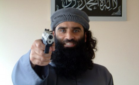 Image result for picture of an islamist terrorist