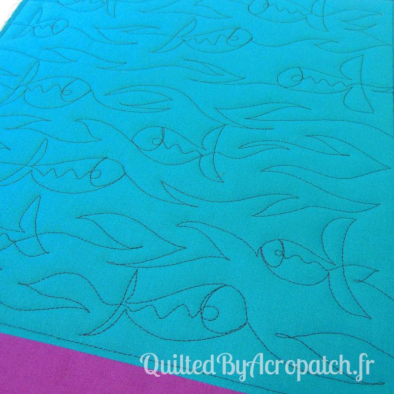 Acropatch-Motif-Quilting-SOUS LA MER-Sampler-fil-uni-gris (2)