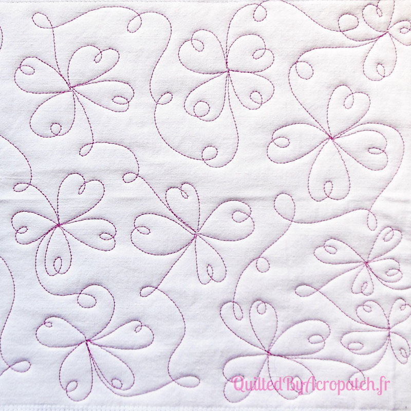 Acropatch-Motif-Quilting-TREFLE-Sampler 3