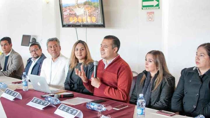 Presenta Dirección de Turismo Coatepec, acciones 2019