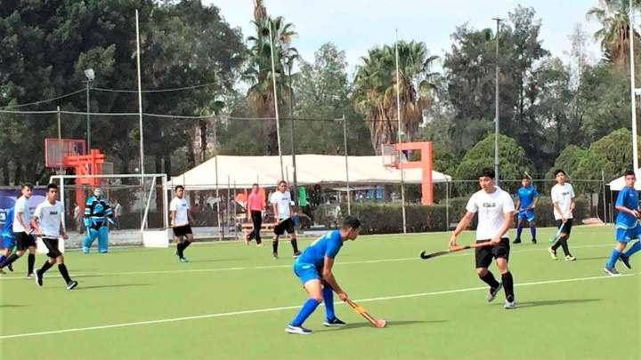 Califica Veracruz equipo de hockey a Olimpiada Nacional 2019