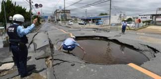 Se registró un sismo de 6.3, cerca de Miyazaki al suroeste de Japón, la mañana de este viernes (hora local), informó el Servicio Geológico de Estados Unidos.