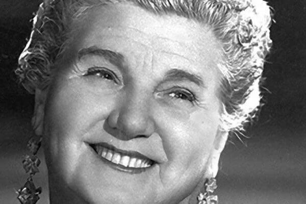 Sara García, la abuelita del cine mexicano