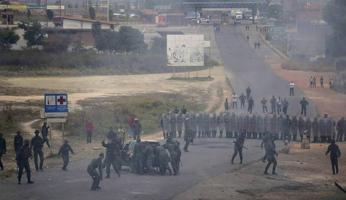Se triplica el número de venezolanos que cruza a Brasil: ONU