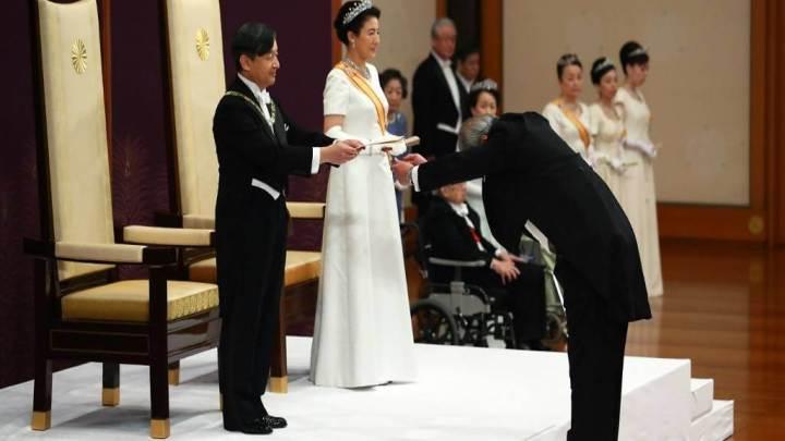 Naruhito abre nueva era imperial en Japón