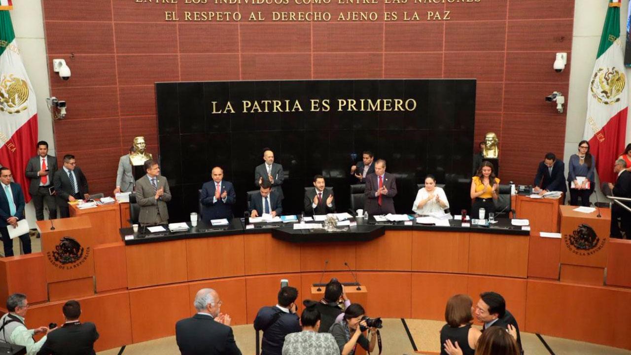 La Comisión Permanente del Congreso de la Unión formuló la declaratoria de constitucionalidad de la Reforma Educativa, con el cómputo de 22 votos aprobatorios de congresos locales.