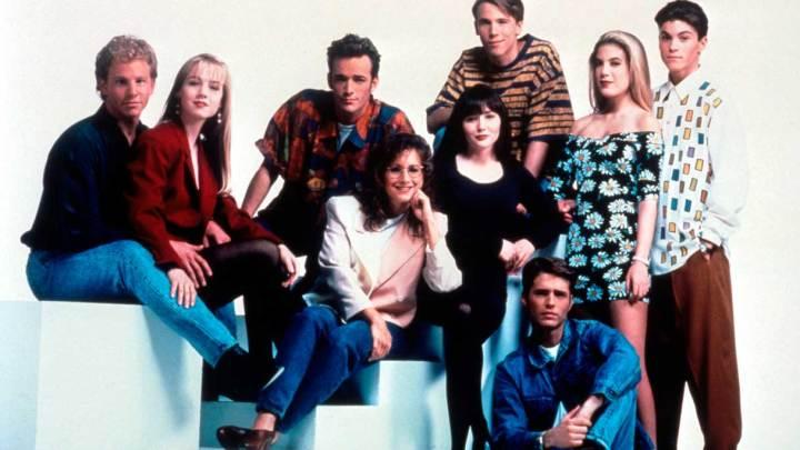 "Se reencuentra de ""Beverly Hills 90210"