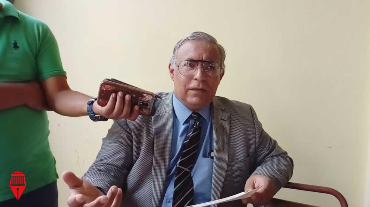 El director del Centro de Investigaciones Atmosféricas y Ecológicas (CIAE), Omar Pensado Díaz, reconoció que durante dos años estuvo frenado el proyecto de desarrollo de tecnología entre la Administración Nacional de la Aeronaútica y el Espacio (NASA) y la Universidad Popular Autónoma de Veracruz.