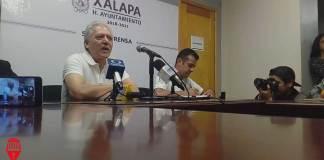 El presidente municipal de Xalapa, Hipólito Rodríguez Herrero, informó que el pasado viernes presentaron la solicitud de un amparo ante un juez federal para evitar entregar el control del relleno sanitario de El Tronconal a la empresa Veolia.